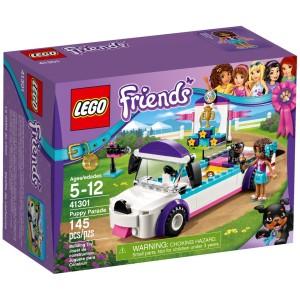 LEGO pro holky Přehlídka štěňátek