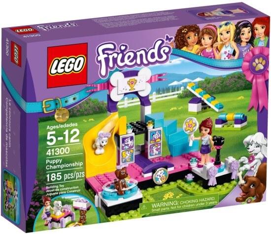 Stavebnice LEGO Soutěž štěňátek