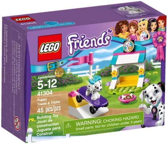 Stavebnice LEGO Pochoutky pro štěňátka