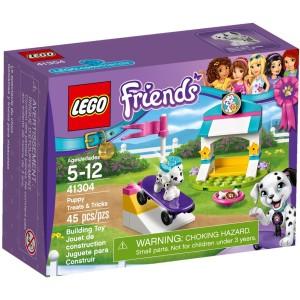 LEGO pro holky Pochoutky pro štěňátka
