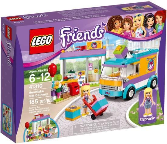Stavebnice LEGO Dárková služba v městečku Heartlake