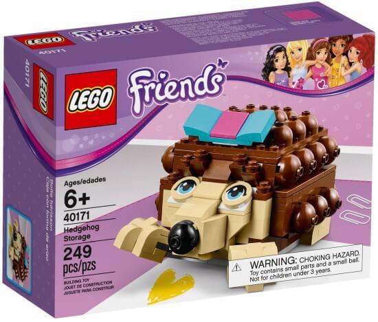 LEGO Friends úložný box ježek