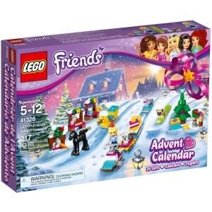 Vánoční LEGO 2017
