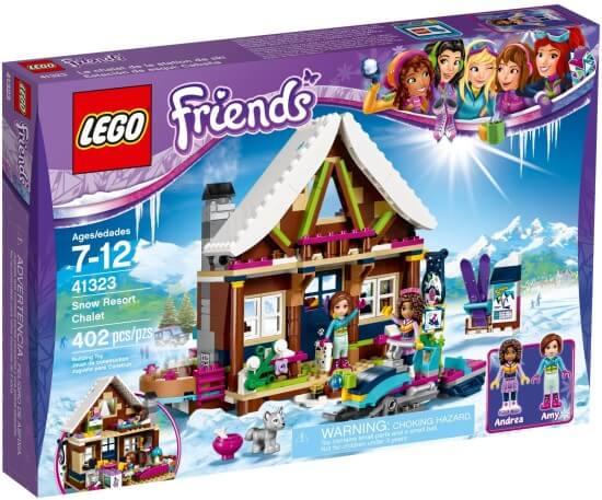 Stavebnice LEGO Chata v zimním středisku