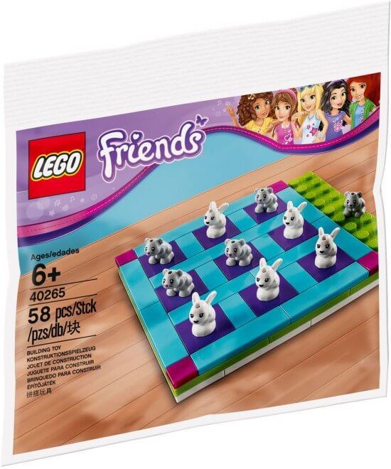 Stavebnice LEGO Piškvorky