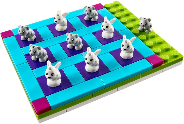 LEGO Friends 40265 Piškvorky sestaveno