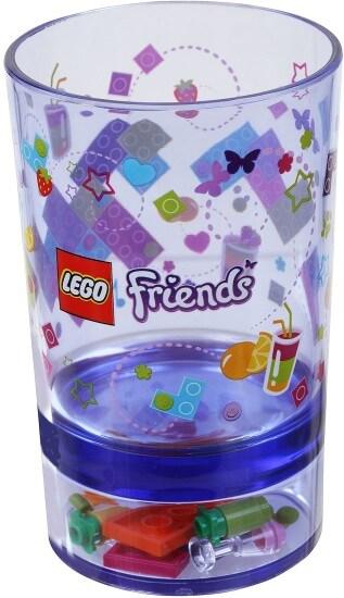 LEGO Friends plastová sklenička
