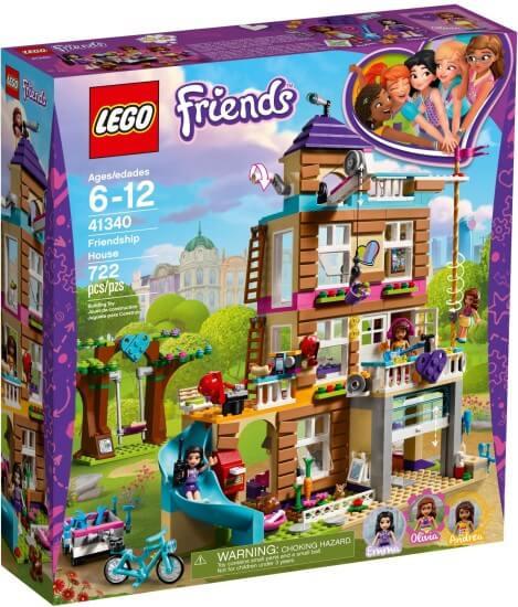 Stavebnice LEGO Dům přátelství