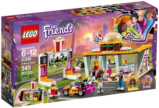 Stavebnice LEGO Jídelní vůz