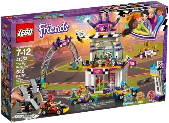 Stavebnice LEGO Velký závod