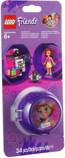 Stavebnice LEGO Olivie a její satelit