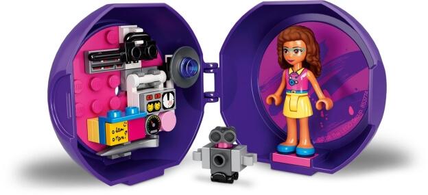 LEGO Friends 853774 Olivie a její satelit sestaveno
