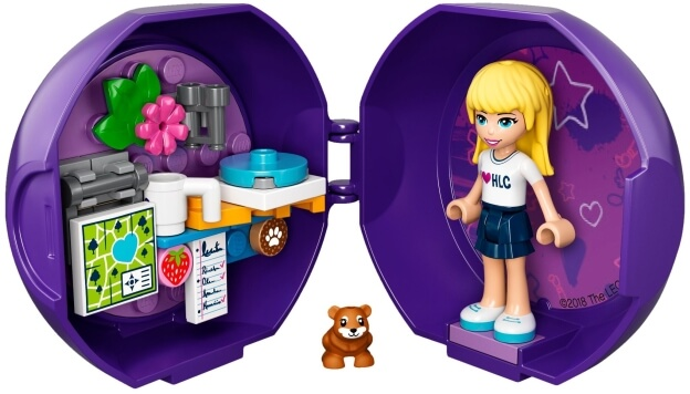 LEGO Friends 5005236 Clubhouse sestaveno
