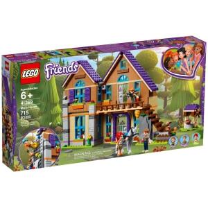 Stavebnice Mia a její dům