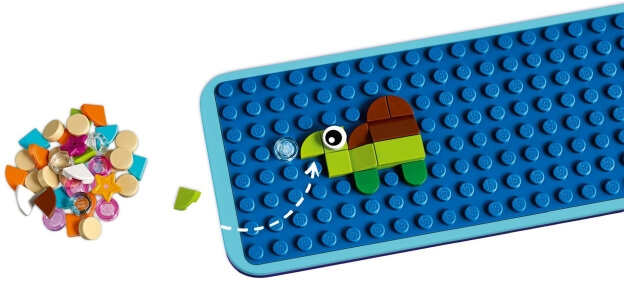 LEGO Friends 853886 Obal na telefon Friends dílky