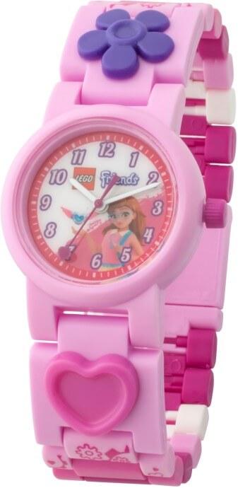 LEGO Friends 5005613 Sestavitelné hodinky s Olivií sestaveno