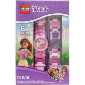 Stavebnice Sestavitelné hodinky s Olivií