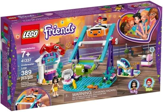 Stavebnice LEGO Podmořský kolotoč