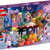 LEGO Friends Adventní kalendář 2019