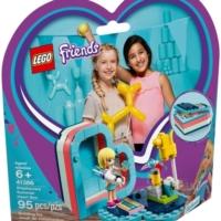 Stephanie a letní srdcová krabička