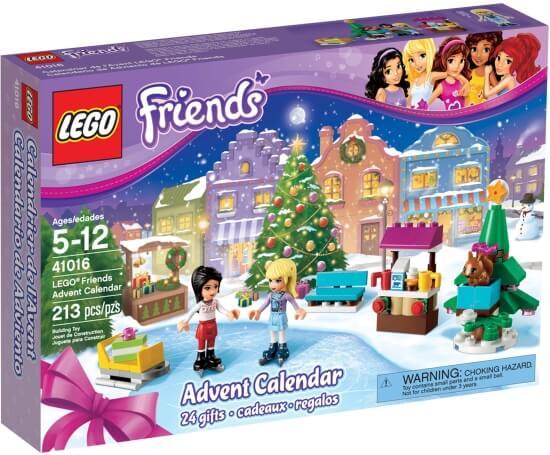 LEGO Friends Adventní kalendář 2013