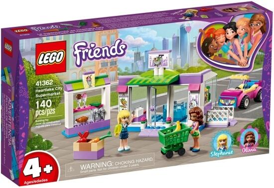 Stavebnice LEGO Supermarket v městečku Heartlake