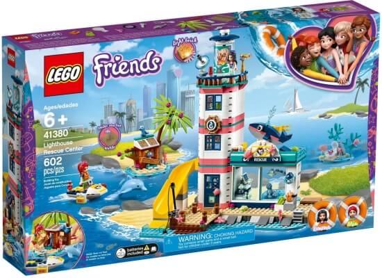 Stavebnice LEGO Záchranné centrum u majáku