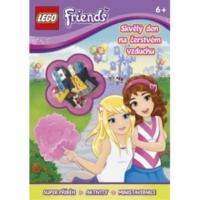 Knihy LEGO Friends