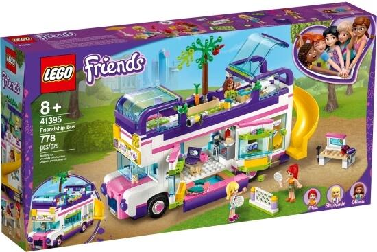 Stavebnice LEGO Autobus přátelství