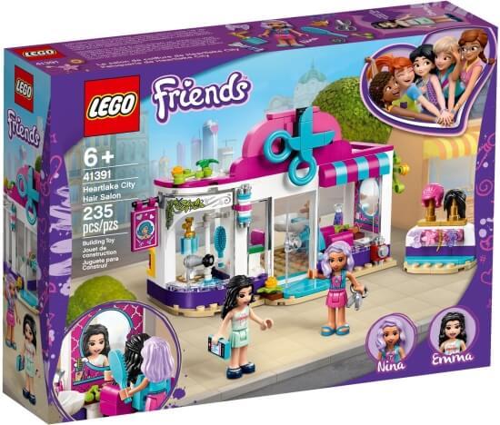 Stavebnice LEGO Kadeřnictví v městečku Heartlake