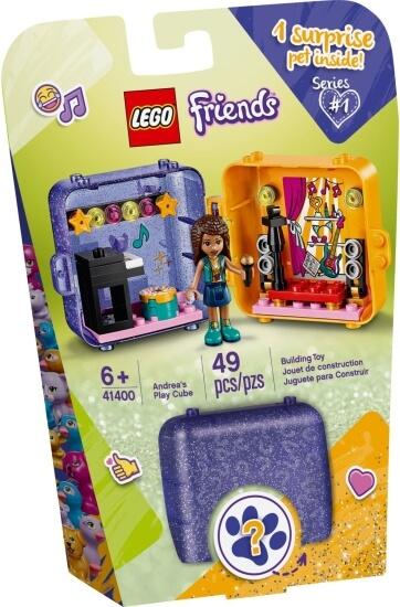 Stavebnice LEGO Herní boxík: Andrea