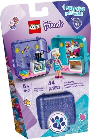 Stavebnice LEGO Herní boxík: Stephanie