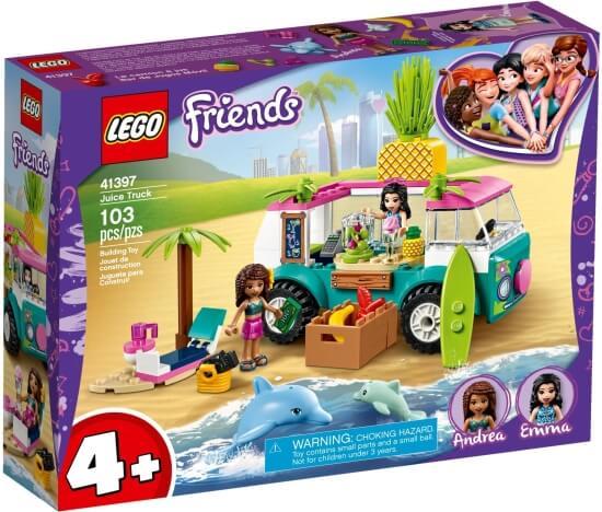 Stavebnice LEGO Pojízdný džusový bar