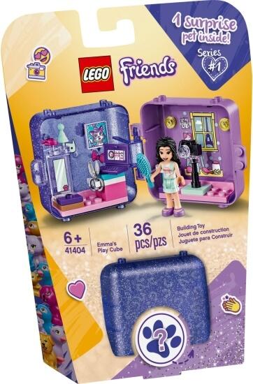 Stavebnice LEGO Herní boxík: Emma
