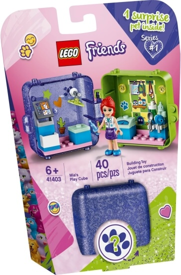 Stavebnice LEGO Herní boxík: Mia