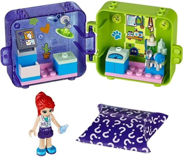 LEGO Friends 41403 Herní boxík: Mia sestaveno