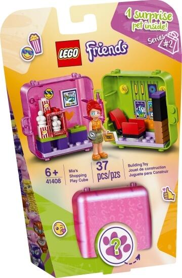 Stavebnice LEGO Herní boxík: Mia a kino