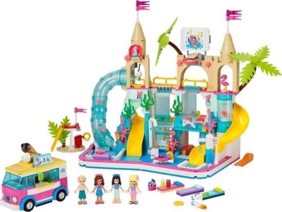 Stavebnice LEGO Aquapark