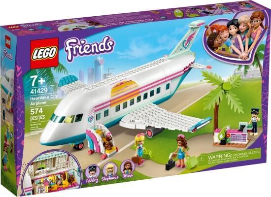 Stavebnice LEGO Letadlo z městečka Heartlake