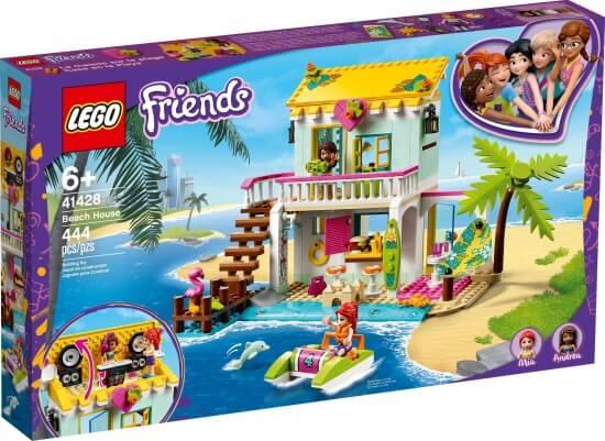 Stavebnice LEGO Plážový domek