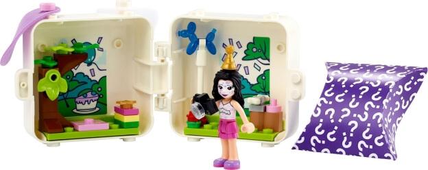 LEGO Friends 41663 Ema a její dalmatinový boxík sestaveno