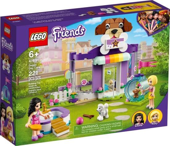 Stavebnice LEGO Psí školka