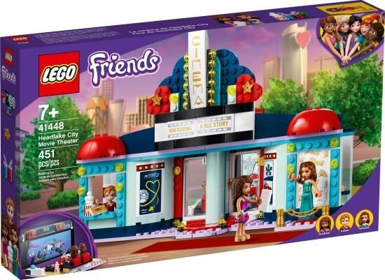 Stavebnice LEGO Kino v městečku Heartlake