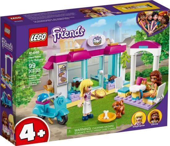 Stavebnice LEGO Pekařství v městečku Heartlake