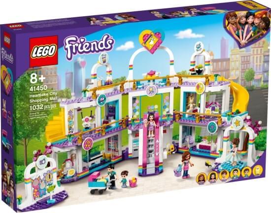 Stavebnice LEGO Nákupní centrum v městečku Heartlake