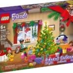 LEGO Friends Adventní kalendář 2021