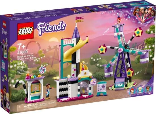 Stavebnice LEGO Kouzelné pouťové atrakce